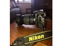 Nikon D90 Digital SLR Camera (12.3MP) 3 inch LCD & more