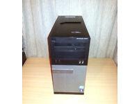 Dell OptiPlex 3010 Mini Tower - Core i5-3450 3.1GHz 4GB 320GB 1GB HDMI Win 7 Desktop PC Computer