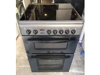 INDESIT Ceramic Plate Nice Electric Cooker 60cm wide & Fully Working Order
