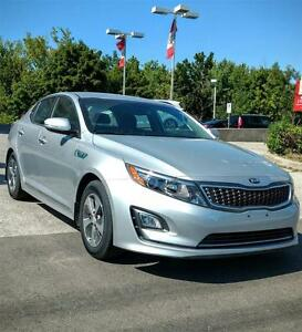 2015 Kia Optima Hybrid LX DEMO, 2.79% interest OAC 84 month