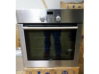 Siemens Stainless Steel Oven + Siemens Stainless Steel Extractor - LOCAL FREE DELIVERY