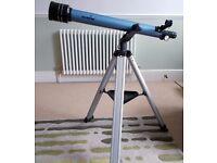 Skywatcher Mecury 707 Refracting Telescope + Lenses & Planisphere