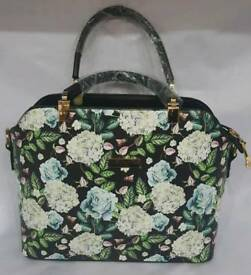 flower pattern fashion bag