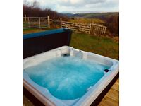 Valentines Mini Break Special Offer (20% off now just £289) with private Hot Tub - North Cornwall
