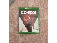 Control - Xbox One Game (Description Below)