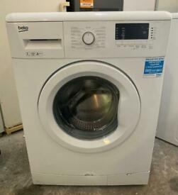 7kg Beko wm74145w Washing Machine with Local Free Delivery