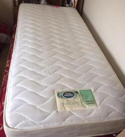silentnight MIRACOIL memory Comfort single 3FT mattress