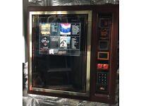 Wall mounted digital jukebox