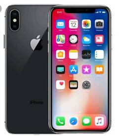 IPHONE X 64GB brand new sealed