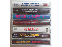 RARE Rap tapes in Near Mint condition - 2 Tapes for £15