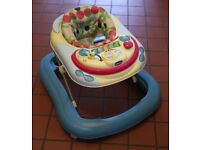 Chicco DJ Walker Seventy - Baby Walker - Great Condition - Fully Working & Tested