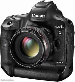 canon eos 1dx mk2 camera