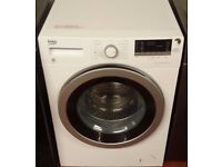 Beko 8kg washing machine in white