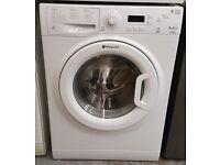 Hotpoint 9KG Washing Machine - 6 Months Warranty - £150