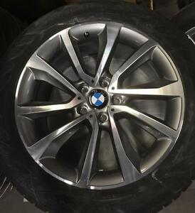"OEM BMW 19"" X5 X6 Rims /w Nokian Nordman All Weather Tires City of Toronto Toronto (GTA) Preview"