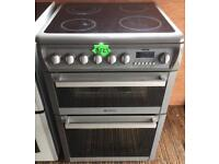 Refurbished hotpoint ew74 electric cooker-3 months guarantee!