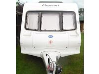 2003/4 ,BAILEY PAGAENT IMPERIAL 2 BERTH, ANY INSPECTION WELCOME,MOTOR MOVER AS NEW.
