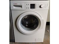£140 Bosch 7KG Washing Machine - 6 Months Warranty