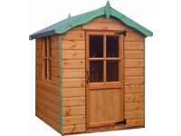 Children's wooden playhouse Wendy house -Fully T&G - Brand new