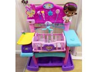 Doc McStuffins All-in-One Nursery - Fully Built - Collection Only