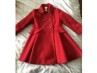 Monsoon Coat Age 5-6