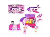 Lol dolls airplane ✈️ perfect Christmas gift for your children find it here ⛄️