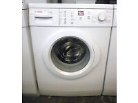 Lovely Bosch Excell 8kg Washing Machine (3 Months Guarantee) Free Local Delivery