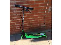 Electric zinc scooter