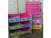 Peppa Pig kids furniture. £55