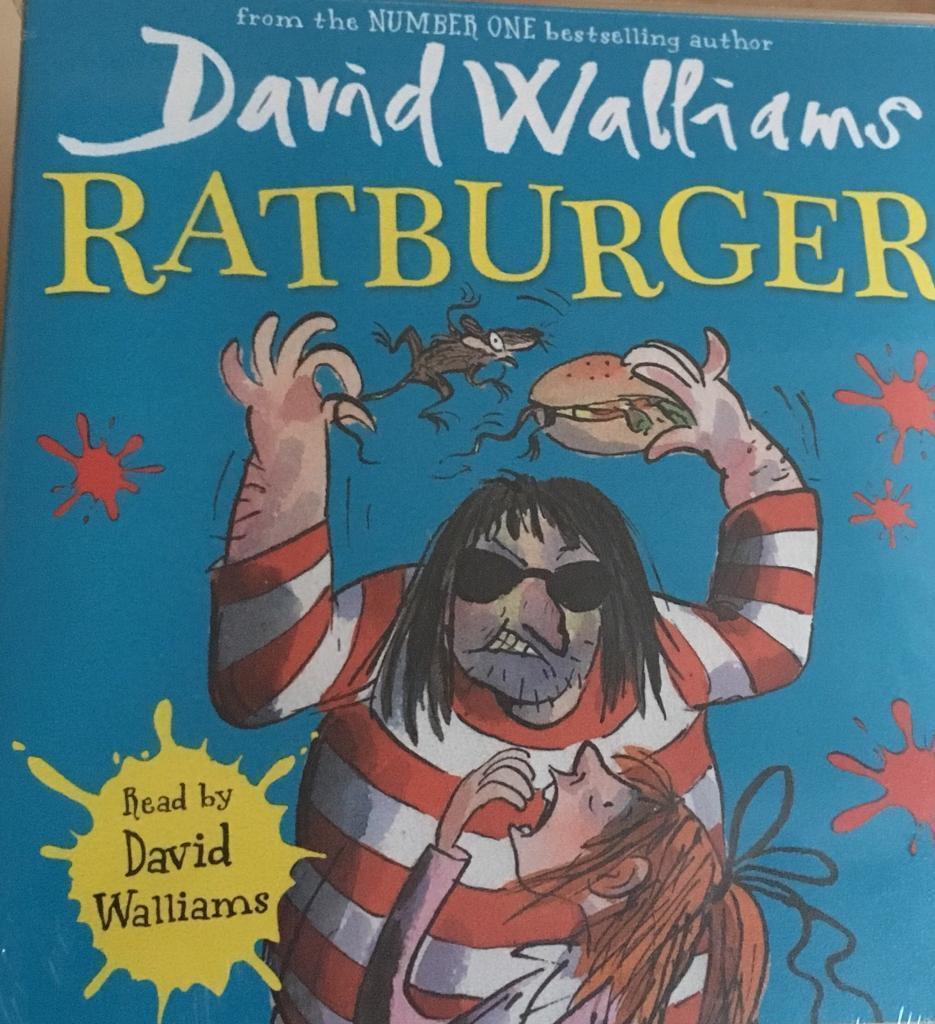 Ratburger Audiobook