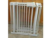 Lindam safety gates £8 each