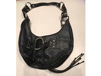 """""""Guess"""" Leather Shoulder Bag"""