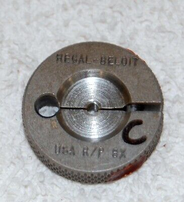 Regal Beloit Thread Ring Gage No Go 4-40 Thread Size Unc