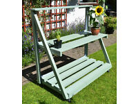 Large Garden or Outdoor Shop Display Stand for Flowers, Pots, Plants, Produce etc