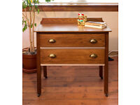 Vintage / Antique Early 20th century chest of drawers (free delivery wthin midlothian)