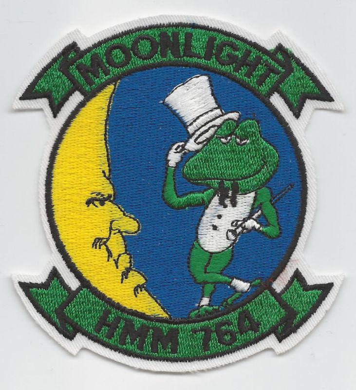 HMM-764 patch