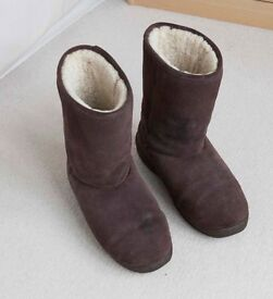 Ladies Boots by Moorland