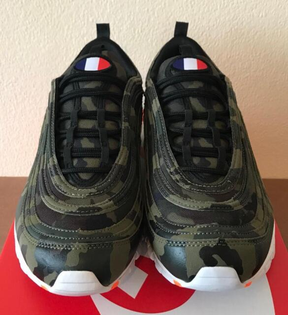03ba87a9b Nike Air Max 97 'International Air' UK 10 France Camo AJ2614 200 | in ...