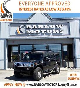 2006 Hummer H2 SUPERCHARGED**& TRUCK SALE!!**