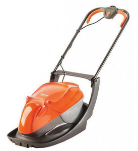 FLYMO Easi Glide 300 Electric Hover Lawnmower with 30cm Metal Blade 1300w Motor