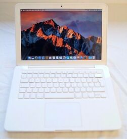 Apple Macbook unibody 4gb ram late 2010