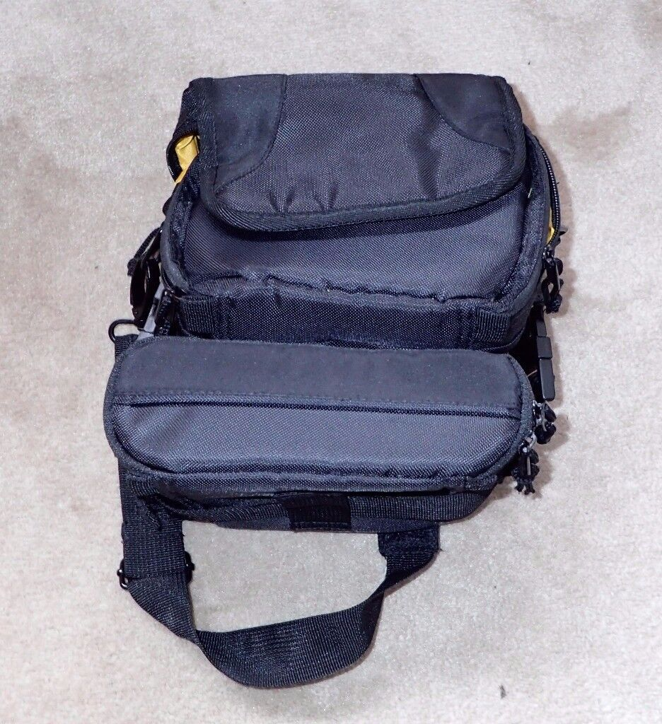 SLR camera bag plus accessories bag new