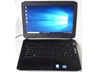 """Dell Latitude E5420 14"""" Intel i7 4GB 500GB Office 2013 Windows 10"""