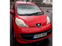 Peugeot 107 - URGENT SALE- BEST OFFER