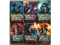 Teenage Fiction: Skulduggery Pleasant - Books 1-6 (paperback) by Derek Landy
