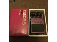 Boss BF-3 pedal( EXCELLENT CONDITION)
