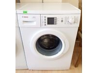 Bosch Exxcel 7kg , 1200 Express DIGITAL WASHING MACHINE + 3 Months Guarantee + FREE LOCAL DELIVERY