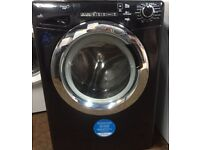 56 Candy GV1610 10kg 1600Spin Black LCD A+++ Rated Washing Machine 1 YEAR GUARANTEE FREE DEL N FIT