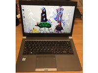 """Brand new - boxed - Toshiba Portege Z30-C-155 13.3"""" Ultrabook - Core i7 2.5GHz, 8GB RAM, 512GB SSD"""