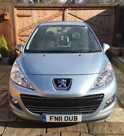 Peugeot 207 1.4 envy - £2995